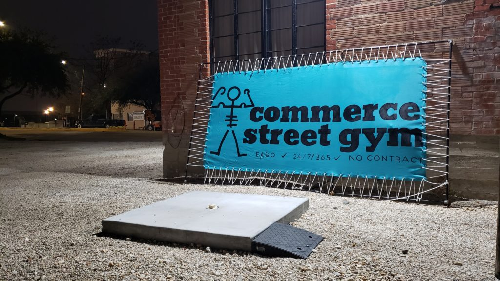 commerce street gym