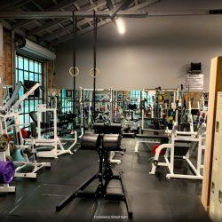 commerce street gym